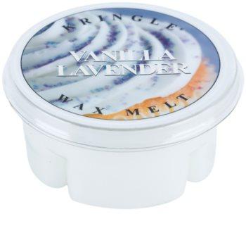 Kringle Candle Vanilla Lavender Wachs für Aromalampen 35 g