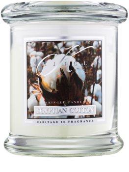 Kringle Candle Egyptian Cotton illatos gyertya  127 g