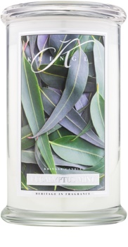 Kringle Candle Eucalyptus Mint bougie parfumée 624 g