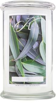 Kringle Candle Eucalyptus Mint vonná svíčka 624 g