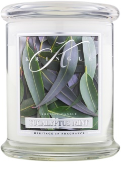 Kringle Candle Eucalyptus Mint vela perfumada 411 g