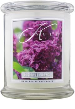 Kringle Candle Fresh Lilac dišeča sveča  411 g