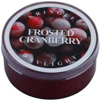 Kringle Candle Frosted Cranberry świeczka typu tealight 35 g