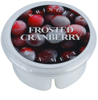 Kringle Candle Frosted Cranberry tartelette en cire 35 g