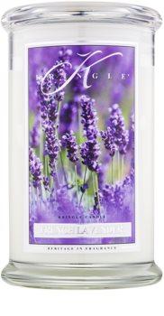 Kringle Candle French Lavender dišeča sveča