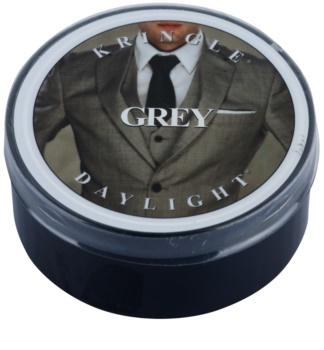 Kringle Candle Grey čajová svíčka 42 g