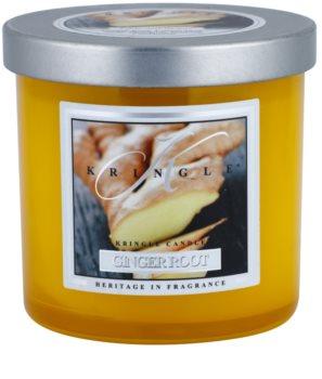 Kringle Candle Ginger Root illatos gyertya  141 g kicsi