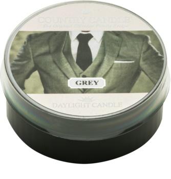 Kringle Candle Country Candle Grey čajna sveča 42 g