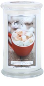 Kringle Candle Hot Chocolate vela perfumada