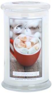 Kringle Candle Hot Chocolate vonná svíčka 624 g