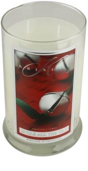 Kringle Candle Jingle All The Way vonná sviečka 624 g