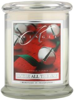 Kringle Candle Jingle All The Way vela perfumada  411 g