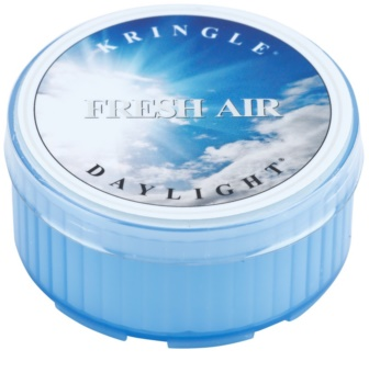 Kringle Candle Fresh Air candela scaldavivande 35 g