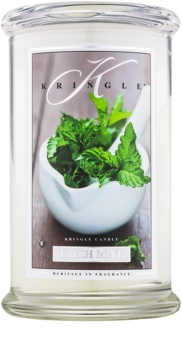 Kringle Candle Fresh Mint vonná sviečka 624 g