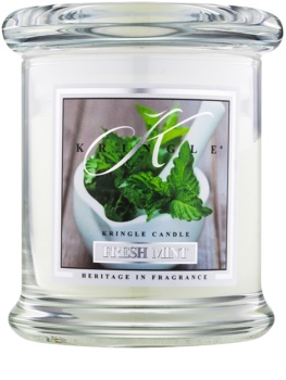 Kringle Candle Fresh Mint vonná sviečka