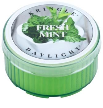 Kringle Candle Fresh Mint čajová sviečka 35 g