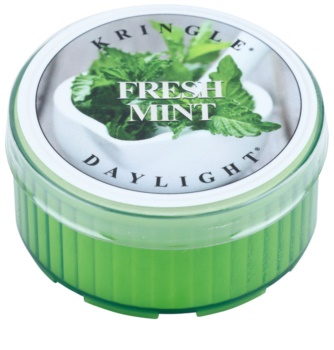 Kringle Candle Fresh Mint vela do chá 35 g
