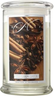 Kringle Candle Kitchen Spice bougie parfumée 624 g