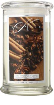 Kringle Candle Kitchen Spice vonná svíčka 624 g