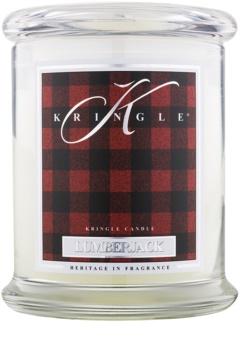 Kringle Candle Lumberjack Αρωματικό κερί 411 γρ