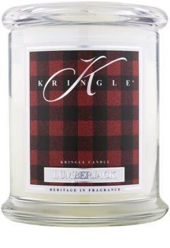 Kringle Candle Lumberjack bougie parfumée 411 g
