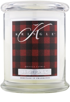 Kringle Candle Lumberjack vela perfumado 411 g
