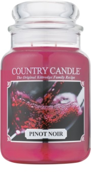Kringle Candle Country Candle Pinot Noir bougie parfumée 652 g