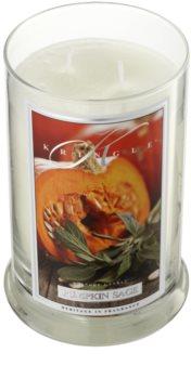 Kringle Candle Pumpkin Sage illatos gyertya  624 g