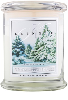 Kringle Candle Snow Capped Fraser lumânare parfumată  411 g