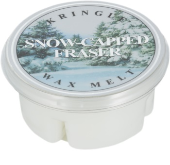 Kringle Candle Snow Capped Fraser illatos viasz aromalámpába 35 g