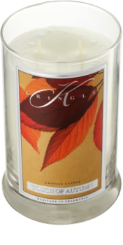 Kringle Candle Touch of Autumn candela profumata 624 g