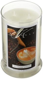 Kringle Candle Vanilla Latte Duftkerze  624 g