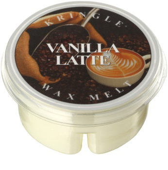 Kringle Candle Vanilla Latte Wachs für Aromalampen 35 g