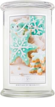 Kringle Candle Coconut Snowflake bougie parfumée 624 g