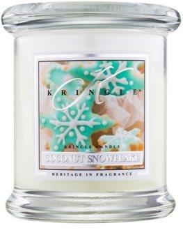 Kringle Candle Coconut Snowflake lumânare parfumată  127 g