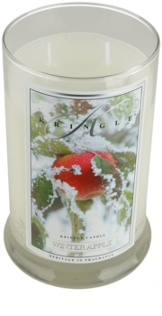 Kringle Candle Winter Apple bougie parfumée 624 g
