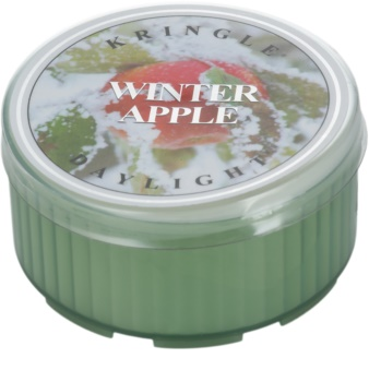 Kringle Candle Winter Apple candela scaldavivande 35 g