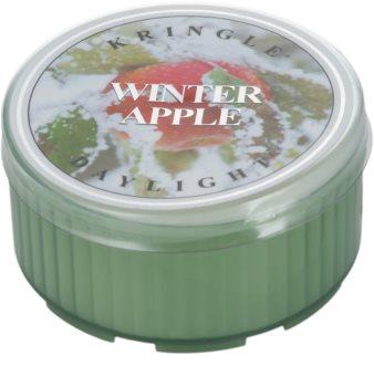 Kringle Candle Winter Apple vela de té 35 g