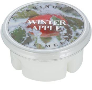 Kringle Candle Winter Apple wosk zapachowy 35 g