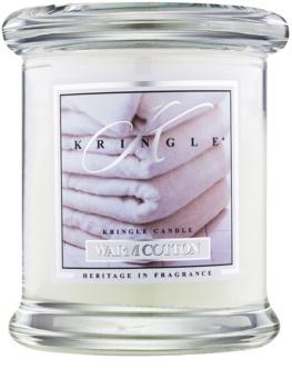 Kringle Candle Warm Cotton bougie parfumée 127 g