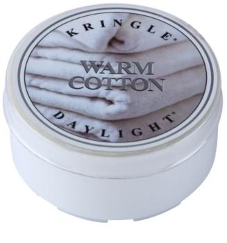 Kringle Candle Warm Cotton świeczka typu tealight 35 g