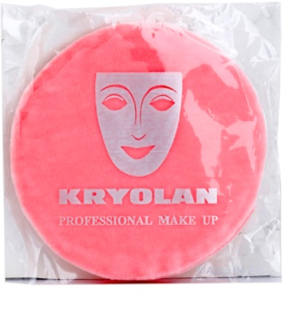Kryolan Basic Accessories puf pentru pudra mare