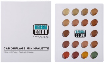 Kryolan Dermacolor Camouflage System mini paleta korektorů