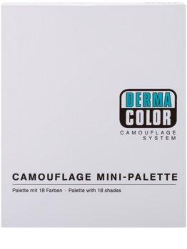 Kryolan Dermacolor Camouflage System mini paleta de corectii