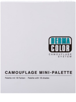 Kryolan Dermacolor Camouflage System mini paleta korektorjev