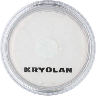 Kryolan Basic Face Body Glitzer Puder Für Gesicht Und Körper