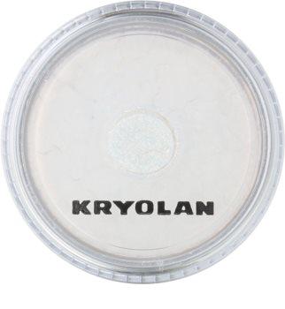 Kryolan Basic Face & Body poudre pailletée visage et corps