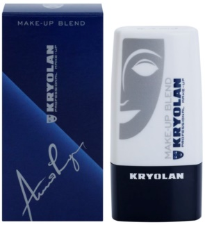 Kryolan Basic Face & Body Vloeibare Make-up Base met Matterend Effect