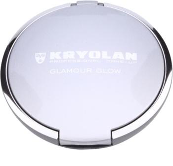Kryolan Basic Face & Body iluminator, pudră bronzantă și blush intr-unul singur
