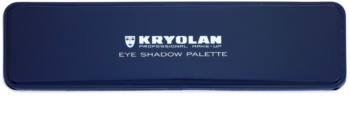 Kryolan Basic Eyes Paleta ochi umbre cu 5 nuante